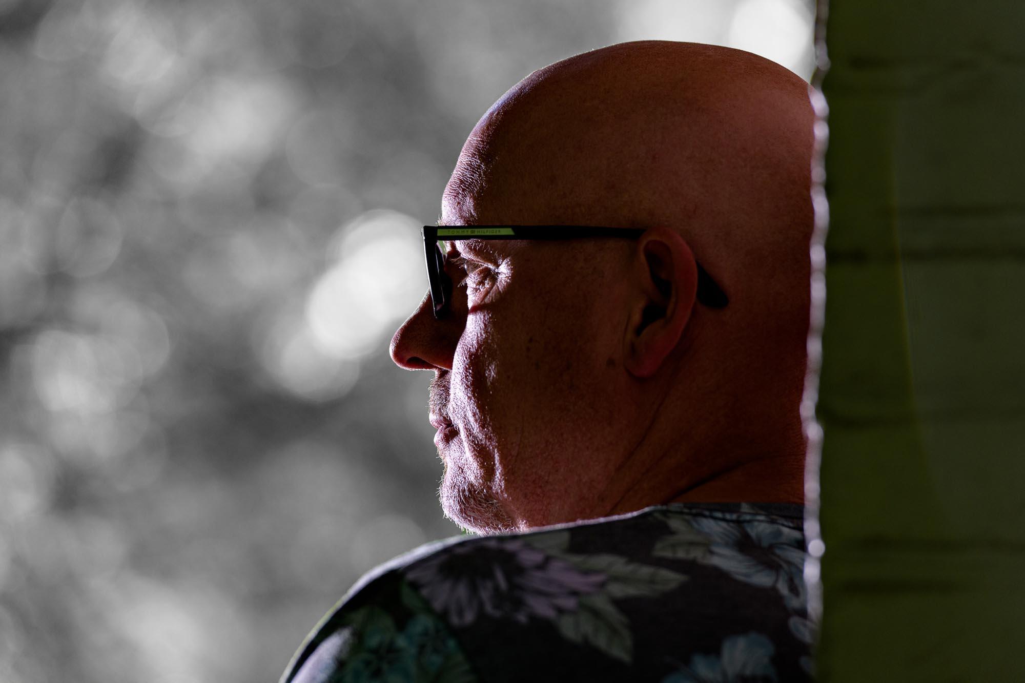 MvDD Arjen Muziektherapeut Fivoor
